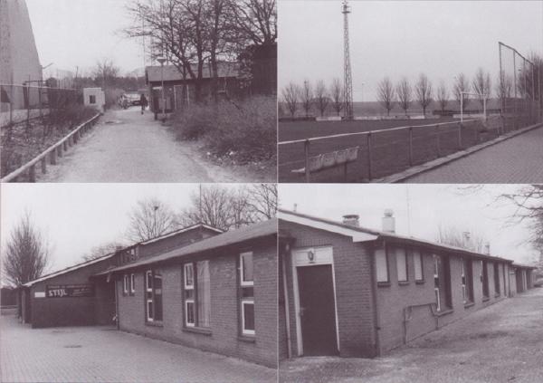 Enkele beelden van Sportpark Valkenhuizen