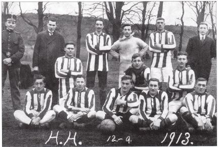 Elftal HH uit 1913