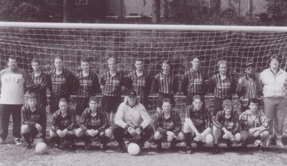 Paasberg 7 Seizoen 1996-1997