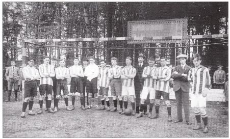 Elftal uit 1910-1920